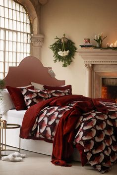 For winter not only tartan
