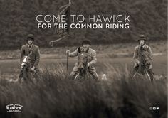Come To Hawick | Branding, Advertising | Jordyn Finn Project, Advertising, Branding, Gallery, Movie Posters, Movies, Finals, Brand Management, Roof Rack