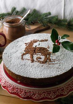 Vasilopita | Greek Saint Basil's Cake for New Year's