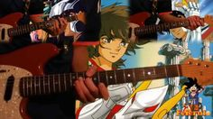 Guitar Cover || Pegasus Fantasy - Saint Seiya (+Tabs & Backing Track!)