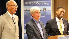 Michigan Governor Names an Emergency Financial Manager for Detroit