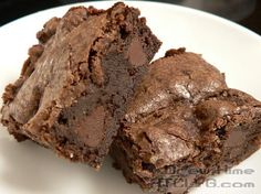 Best homemade brownie recipe