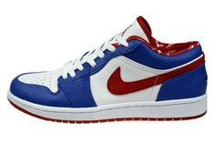 online store e757c 5418c Air Jordan 1 Low East Side - Varsity Royal - White Varsity Red  95