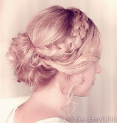 Pretty Wedding Hairstyles For Your Big Day