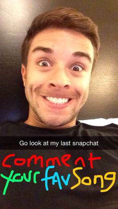 The many snapchat faces of Mr Jake Miller