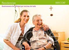 SECOE ofrece una una restauración en Residencias para Mayores sana, equilibrada y de calidad http://www.secoe.es