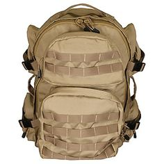 NEW NCStar TACTICAL BACK PACKTAN Misc -- Want additional info? Click on the image.(This is an Amazon affiliate link and I receive a commission for the sales)