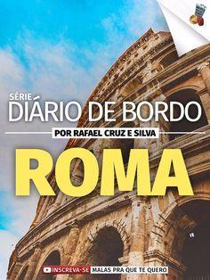 Dizem que a primeira vez a gente não esquece. Pois a primeira vez na Itália nos faz esquecer de qualquer viagem anterior. E minha amnésia começou já em Roma.