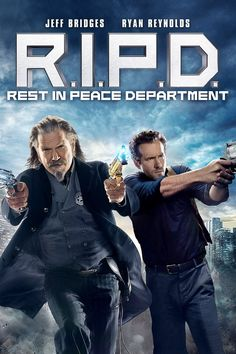 R.I.P.D. - Totally awesome and hilarious!  This was one of the best movies ever!! :o) 10/26/13