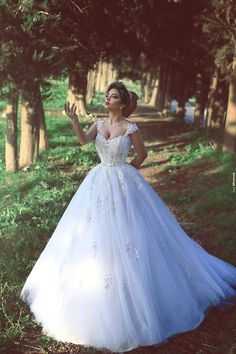 Vestido De Noiva 2016 White/Ivory Ball Gown SSweetheart Lace Applique Wedding Dresses Sexy Open Back Wedding Bridal Gown