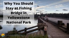 Our top 8 things to do in Yellowstone's Fishing Bridge area. If you want to see the park at a slower and quieter place, Fishing Bridge is the spot for you!