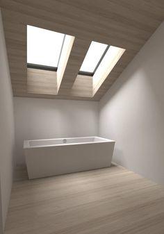 Bad : Minimalistische Badezimmer von snow.