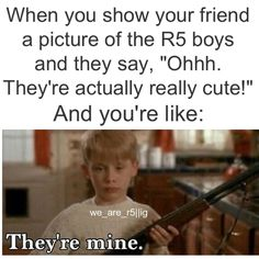 Happened to me about... 20 times? Yes, they are really cute- but you can't touch them unless you want to die *smiles really big*