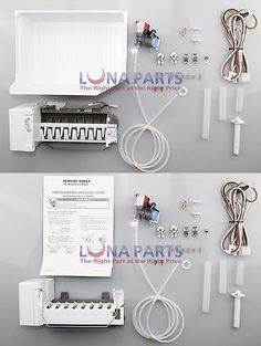 Parts and Accessories 71259: Genuine Oem Whirlpool Ice Maker Kit 1129316 -> BUY IT NOW ONLY: $63.28 on eBay!