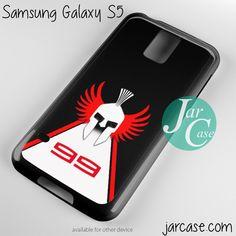 Jorge Lorenzo Sparta Logo Phone case for samsung galaxy S3/S4/S5