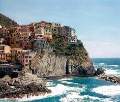 Travel | Italy | -Manarola, Italy. | Marcus Nilsson