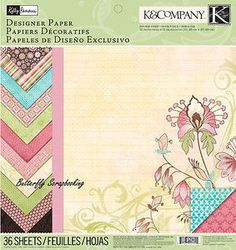 Find Kelly Panacci Blossom Designer Paper Pad at Simplicity, plus many more unique crafts & crafts projects, supplies, tools & more. Scrapbook Supplies, Scrapbook Paper, Craft Supplies, Scrapbook Layouts, Decor Crafts, Diy Crafts, Amazon Art, Sewing Stores, Paper Design