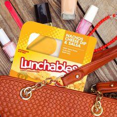 En una relación seria con Oscar Mayer Lunchables Nachos. #KRAFTFood #Hagamosalgodelicioso #KraftRD