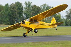 N92400 - 1946 Piper J3 Cub - Greg Koontz by Josh Beasley, via Flickr