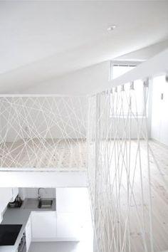 Treppen Design Idee mit modernem Geländer   Hausträume - Geländer ...