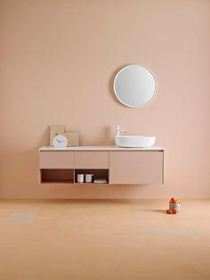 Contemporary Bathroom Concepts : Inbani Bathroom Furniture