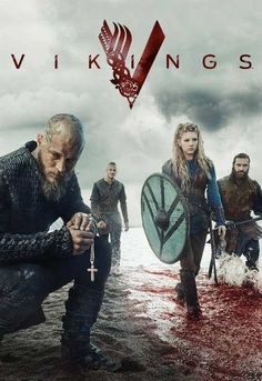 """'Vikings' Season 4 will have a double episodes and new cast members. Well, it seems like fans can now rejoice as the creators of History Channel's """"Vikings"""" announced that the Season 4 will have more episodes than the previous seasons! Watch Vikings, Vikings Tv Series, Vikings Tv Show, Vikings Lagertha, Ragnar Lothbrok, Travis Fimmel, George Blagden, History Channel, Movie Posters"""