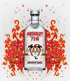 Absolut Chinese