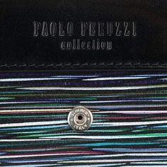 SKÓRZANY PORTFEL DAMSKI PAOLO PERUZZI W PASKI #paoloperuzzi #women #wallet #italydesign #leatherdesign