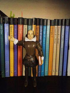Shakespeare, um prazer necessário para mim...