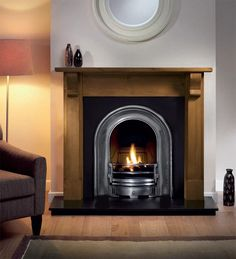 Cast Iron Gas Fire