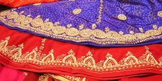 Rajasthan; the oasis of embroideries