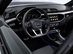 Audi Sportback enthüllt - New Sites Audi Q3, Audi Cars, Audi Interior, Interior Lighting, Interior Design, Tt Tuning, Bmw X2, Mercedes Benz, Carros Audi