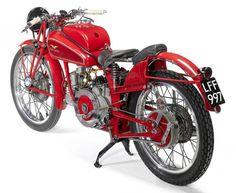 Moto Guzzi Condor 500 del 1939