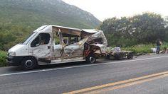 NONATO NOTÍCIAS: Colisão entre veículos deixa mortos na região de S...