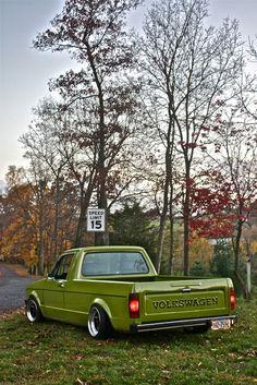 VW MkI