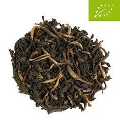 Yunnan Imperial EKO. Ett ekologiskt svart te från Kina.