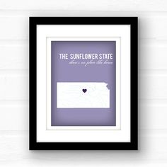 Hey, I found this really awesome Etsy listing at https://www.etsy.com/listing/129498955/kansas-state-map-art-custom-state-wall