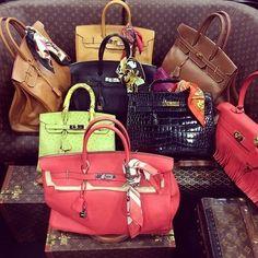 Bringing home the Birkin. by dwachler New Handbags, Tote Handbags, Hermes, Rich Kids Of Instagram, Beautiful Bags, Birkin, Clutch Wallet, Louis Vuitton Speedy Bag, Purses And Bags