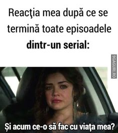 Când se termină toate episodele dintr-un serial Things To Think About, Stupid Things, True Facts, Jokes, Lol, Humor, The Originals, Funny, Meme