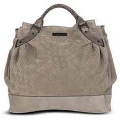 "✨24 hr sale✨Burberry Prorsum Bag Corded Suede From the Prorsum Runway collection, this bag was the star of ads on the arm of Emma Watson. ""Smog"" greyish brown suede with classic check woven cord embroidery. Three main compartments, one with zipper. Listed as ""essential"" on Bag Snob's blog. Rare and hard to find. Slight darkening to suede corners on very bottom of bag. Fantastic condition. Includes dustbag. Serious inquiries only. $2k with tax. Please see 2 additional listings for more photos…"