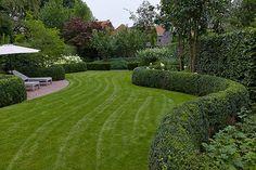 duo verde tuin en landschapsarchitectuur / tuin 2, kontich
