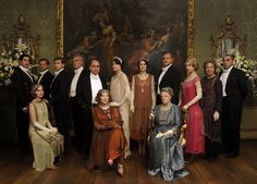 'Downton Abbey' Christmas Special 2013