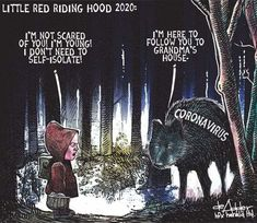 Excellent point, by Michael de Adder, for The Halifax Chronicle Herald (Nova Scotia) Funny Quotes, Funny Memes, Jokes, Negative Emotions, The More You Know, Red Riding Hood, Bored Panda, Little Red, Trending Memes