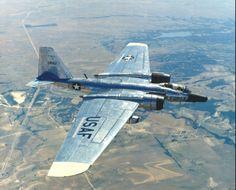 A Martin B-57 Canberra