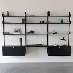 606 Shelving System by Dieter Rams 1960 - Vitsoe | Regal-System Made in Germany | eBay