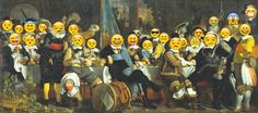 Nicholas Mottola Jacobsen: Emoji art on Behance - mdolla