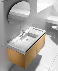 roca bathroom cabinets 39 quot glossy white modern floating single sink bathroom 25596
