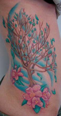 Tattoos on pinterest unique tattoos matching tattoos for Apple tree tattoo designs