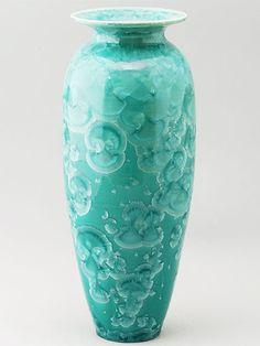 Aqua Crystalline 101 -  Porcelain by Kyle Kreigh
