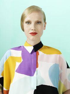 Mapu shirt / Marimekko S/S 14